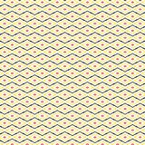 Losange coloré abstrait Diamond Geometric Pattern Fabric Background Photographie stock