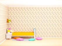 Losanges de pièce du ` s d'enfants plats illustration libre de droits