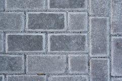Losas del pavimento rattern imagen de archivo