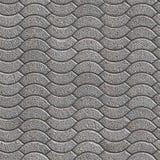 Losas granulares. Textura inconsútil de Tileable. Foto de archivo libre de regalías