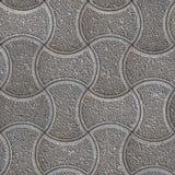 Losas onduladas. Textura inconsútil de Tileable. imagen de archivo libre de regalías