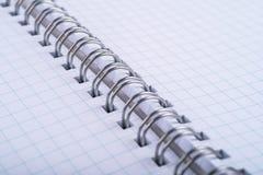 Losbladig notitieboekje Royalty-vrije Stock Afbeelding