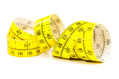Lose weight. With a diet Stock Images