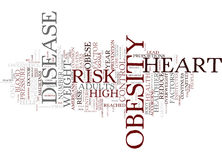 Lose Weight For A Healthier Heart Text Background  Word Cloud Concept Royalty Free Stock Image
