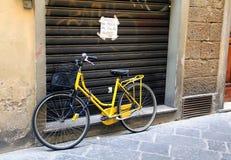 ?losed per le feste. Firenze fotografia stock