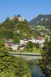 Losenstein, Upper Austria Royalty Free Stock Photography