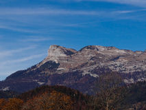 Loser mountain. The Loser mountain located in Styria, Austria Royalty Free Stock Photos