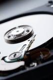 ?loseup de lecteur de disque dur Photo stock
