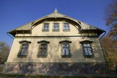 Loshitsa manor, Minsk, Belarus. stock photography