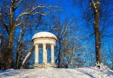 367/5000Loshitsa parco, Minsk Bielorussia Immagini Stock Libere da Diritti