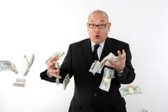 Losing money Stock Image