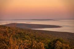 losinj Мали Хорватии стоковое фото rf