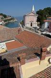 Losinj Croacia de Veli Imágenes de archivo libres de regalías