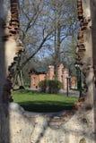 Lositsky-Park in Minsk Lizenzfreie Stockbilder