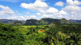 LosJasmines Cuba. Point view in LosJasmines Vinales Cuba Royalty Free Stock Photos