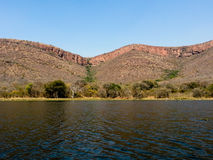 Loskop Nature Reserve. Landscape view of Loskop Nature Reserve,South Africa Stock Photo