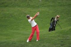 losone lisa 2007 ευρωπαϊκό γκολφ κυρ&iot Στοκ εικόνα με δικαίωμα ελεύθερης χρήσης
