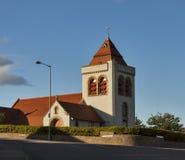 Lossiemouth Churvh för St Gerardines fotografering för bildbyråer