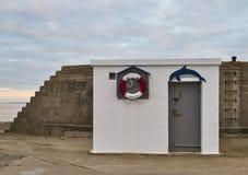 Lossiemouth hamnkontor arkivfoton