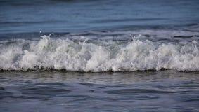 Lossiemouth våg. royaltyfri foto
