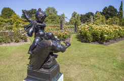 Lost Bow statue in Queen Mary's Gardens in Regents Park Royalty Free Stock Photos