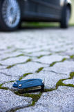 Lost Car Key Royalty Free Stock Photo