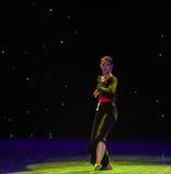 The lost child-Modern dance. Graduation performance of class5, grade 11, dancing department,Jiangxi Vocational Academy of Art on Dec 26,2015 Stock Photography