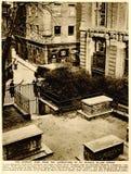 lost church: St Olave Silver Street Stock Photos
