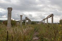 Lost city. Stock Image