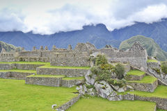 "Lost City of the Incas"" - Machu Picchu (Peru) Stock Photos"