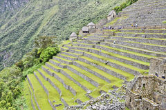 "Lost City of the Incas"" - Machu Picchu (Peru) Stock Photography"