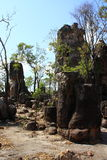 Lost city, Litchfield national park, northern territory, australia Royalty Free Stock Image