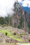 Lost City of Machu Picchu - Peru Royalty Free Stock Photography