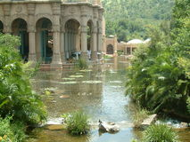 The lost city. In South Africa Stock Photography