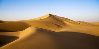 Lost in the desert? Stock Image