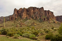 Lost Dutchman State Park Stock Images