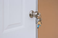 Lost keys background Royalty Free Stock Photography