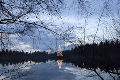 Lost Lagoon Royalty Free Stock Photography