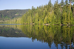 Lost Lake A royalty free stock photos