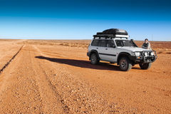 Lost in outback Australia Royalty Free Stock Image