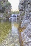 Lost Paradise, Serra da Canastra,Minas Gerais, Brazil Stock Image