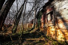 Lost Place stock photos