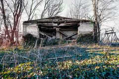 Lost Place stock images