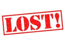 LOST! Stock Photos