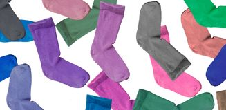 The lost sock mystery royalty free stock photos