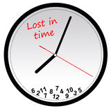 Lost in time Royalty Free Stock Image