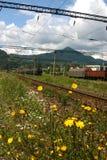 Lost Trains Stock Photo