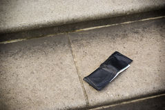 Free Lost Wallet Stock Image - 18042921