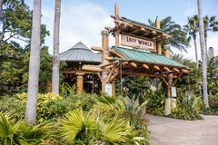 Lost World Restaurant. Stock Images