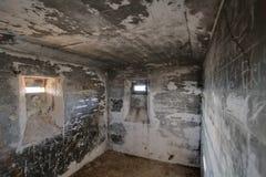 Lostau-Bunker HDR Lizenzfreie Stockfotos